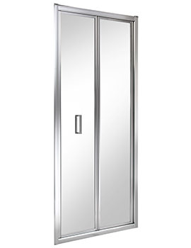 Twyford ES200 760mm Bi-Fold Shower Enclosure Door