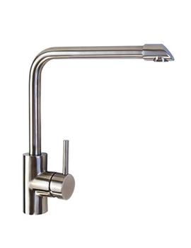 Mayfair Geno Stainless Steel Kitchen Sink Mono Mixer Tap