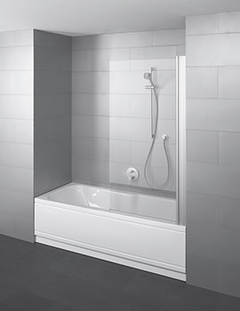 Bette Set Comfort Niche Super Steel Bath 1500 x 750mm - Drain Left
