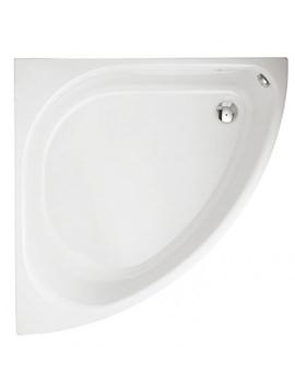 Bette Arco Corner Super Steel Bath 1400 x 1400mm