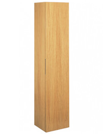 Bauhaus Linea Spanish Oak Tower Unit 350 x 1600mm