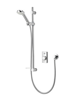 Aqualisa Visage Digital Concealed Shower With Adjustable Head - HP Combi