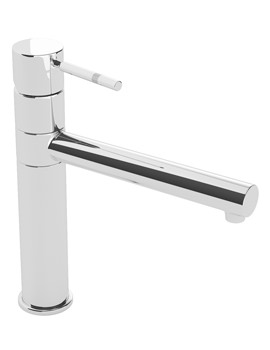 Abode Hydrus Chrome Single Lever Kitchen Tap