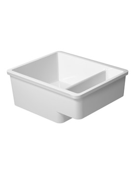 Duravit Vero 60 Undercounter Kitchen Sink For Hand Operation With Strainer