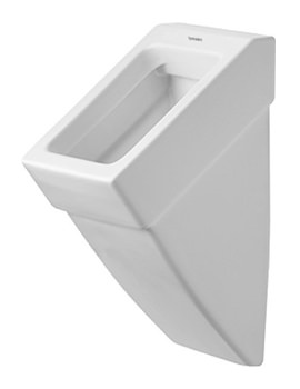 Duravit Vero Urinal With Concealed Inlet 295 x 320mm