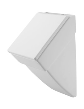 Duravit Vero White Urinal With Cover 295 x 320mm