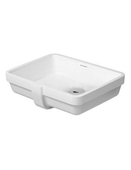 Duravit Vero White 430 x 315mm Vanity Washbasin