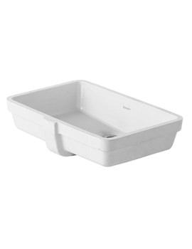 Duravit Vero White 485 x 315mm Vanity Washbasin