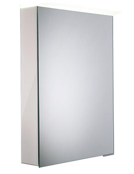 Roper Rhodes Virtue Gloss Mist LED Mirror Cabinet