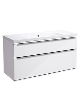 Roper Rhodes Scheme 1000mm Wall Mounted Vanity Unit