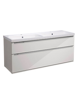 Roper Rhodes Scheme 1200mm Wall Mounted Vanity Unit