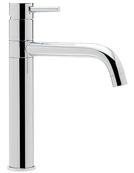 Sagittarius Ergo Top Lever Monobloc Kitchen Sink Mixer Tap