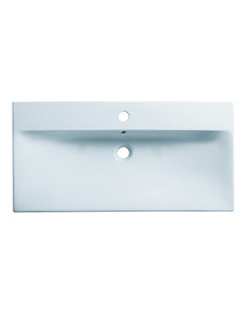 Roper Rhodes Scheme 800mm Ceramic Basin