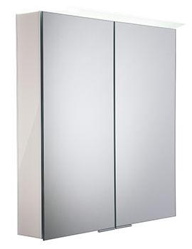 Roper Rhodes Visage Gloss Mist LED Mirror Cabinet