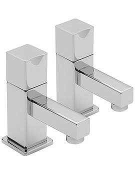 Sagittarius Mattise Pair Of Basin Taps