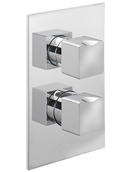Sagittarius Matisse Concealed Thermostatic Shower Valve With 2 Way Diverter