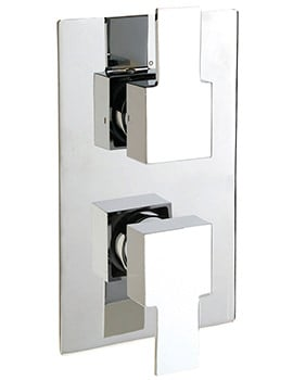 Sagittarius Navona Concealed Thermostatic Shower Valve