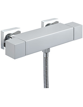 Sagittarius Pablo Exposed Thermostatic Bar Shower Valve