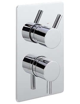 Sagittarius Piazza Concealed Thermostatic Shower Valve