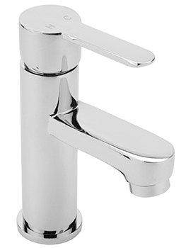 Sagittarius Plaza Cloakroom Basin Mixer Tap With Sprung Waste