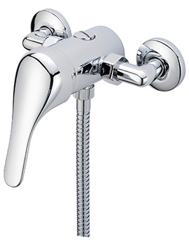 Sagittarius Exposed Or Concealed Manual Shower Valve