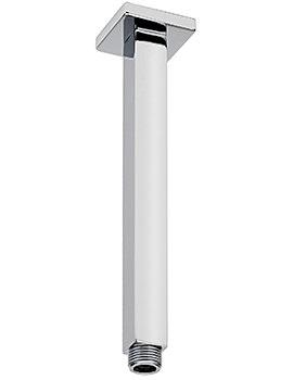 Sagittarius Cube 240mm Ceiling Arm For Shower Head
