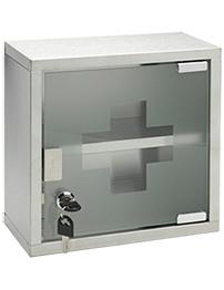 Sagittarius 250 x 250mm Lockable Medicine Cabinet