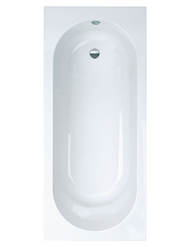 Phoenix Verona Single Ended Bath 1800 x 800mm