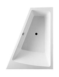 Duravit Paiova 1800 x 1400mm Corner Right Bath