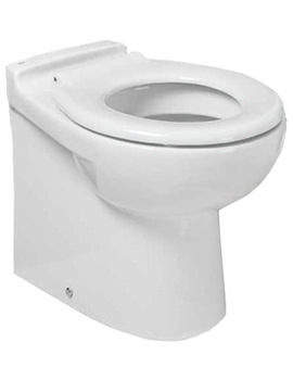 RAK Junior Back To Wall WC Pan With Ring Seat 480mm