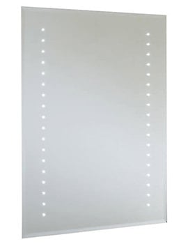 RAK Rubens 500 x 700mm Demistable LED Mirror