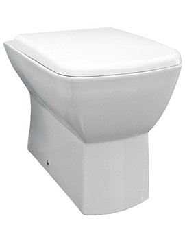 RAK Summit Back To Wall Toilet With Soft Close Seat - 540mm Projection