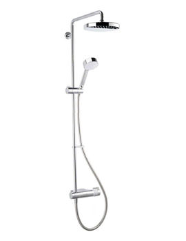 Mira Agile ERD Thermostatic Mixer Shower Chrome - 1.1736.403
