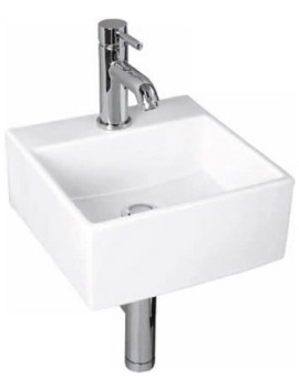 RAK Nova 300mm 1 Tap Hole Mini Square Basin