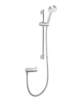 Mira Agile S Eco EV Thermostatic Shower Mixer Chrome