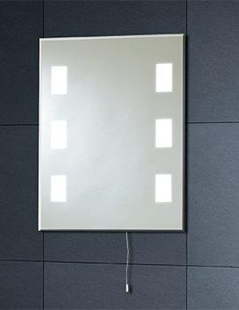 Phoenix Calisto Illuminated Back Lit Mirror