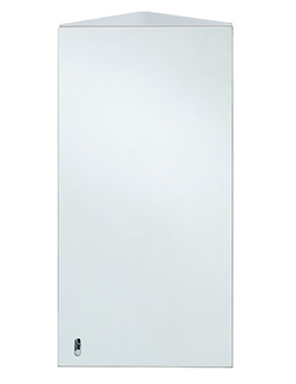 RAK Riva 300 x 660mm Corner Mirror Unit