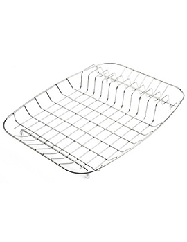 Astracast Contemporary Stainless Steel Wire Drainer For Sink