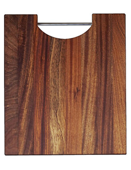 Astracast Mahogany Wooden Chopping Board