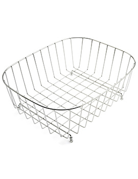 Astracast Contemporary Stainless Steel Basket For Kitchen Sink