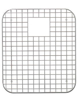 Astracast Contemporary Stainless Steel Medium Bowl Grid For Sink