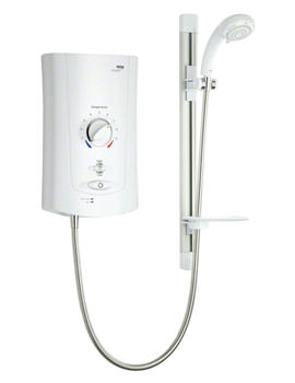 Mira Advance 9.0KW Low Pressure Thermostatic Electric Shower