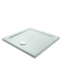 Mira Flight Safe 800 x 800mm Square Tray With 4 Upstand