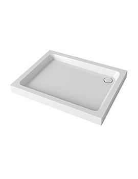 Mira Flight 800 x 800mm Square Tray With 2 Upstand
