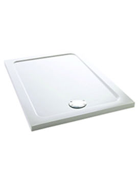 Mira Flight Low 1400 x 900mm Rectangle Shower Tray