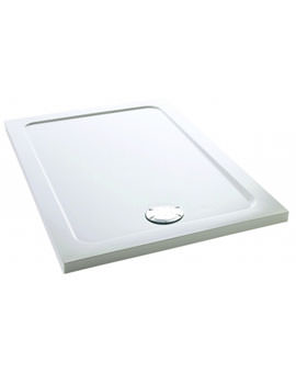 Mira Flight Low 1500 x 700mm Rectangle Shower Tray