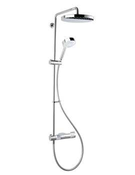 Mira Agile Sense ERD Plus Mixer Shower Chrome