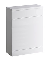 Roper Rhodes 600mm White Back To Wall Wc Unit And Worktop