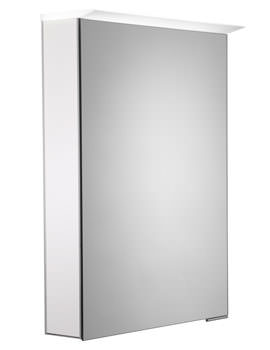 Roper Rhodes Virtue Single Door LED Illuminated Mirror Cabinet