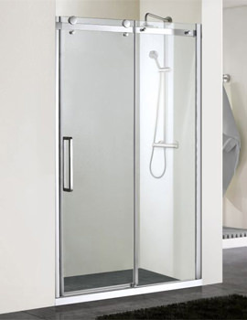 Aqualux Aqua 8 Vibe 1400mm Sliding Shower Door